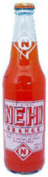 Orange Nehi Soda.