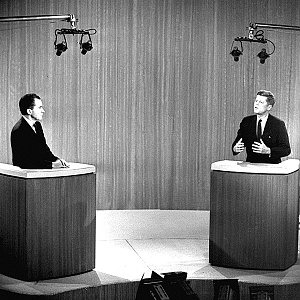 The Kennedy/Nixon debate.