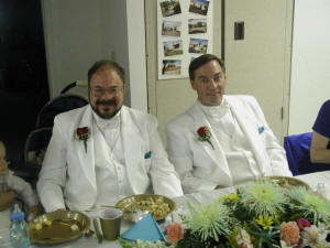 Paul and Michael, married.