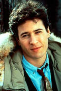 Michael's aneshesiologist, plus hair and personality = Rob Morrow