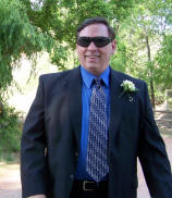 Michael Manion<br><i>step-fether of the bride.</i>