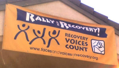 Rally For Recovery! Recovery Voices Count