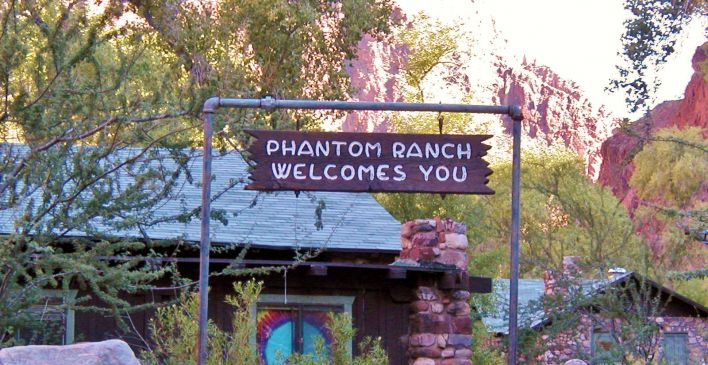 Welcome To Phantom Ranch