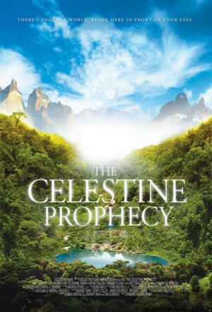 The Celestine prophecy movie poster.