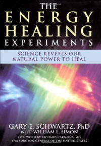 The Energy Healing Experiments cover
