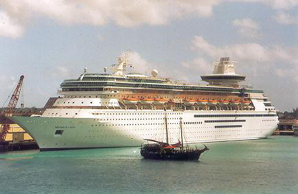 "The ""Monarch of the Seas"""