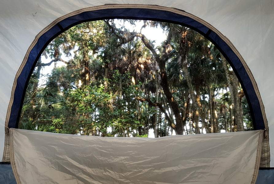 Day 20: View From The Tent